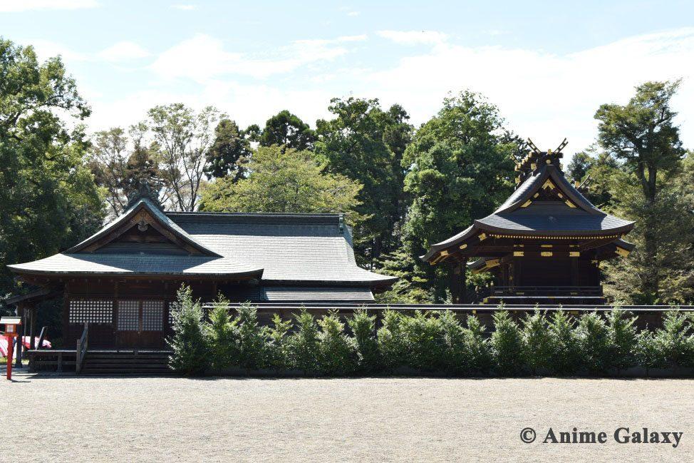 鷲宮神社 らき☆すた 聖地