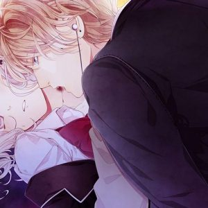 DIABOLIK LOVERS DARK FATE 吸血シーン
