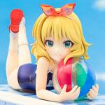 プールサイドで眩しい笑顔を浮かべる彼女にドキッ!『デレマス』より「櫻井桃華」のフィギュアが再販決定!