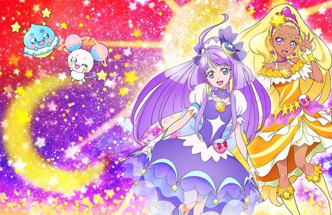 『スター☆トゥインクルプリキュア』Blu-ray vol.2 画像
